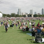 Austin City Limits Festival 2009 – From Green to Gross in 12 Photos