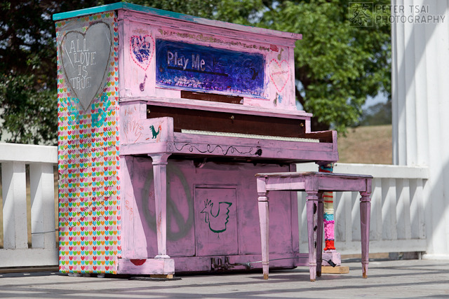 austin street art pianos 16 GoodBye Austin Street Pianos   Play Me Im Yours by the Austin Art Alliance