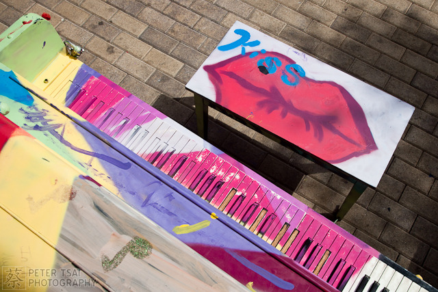 austin street art pianos 17 GoodBye Austin Street Pianos   Play Me Im Yours by the Austin Art Alliance