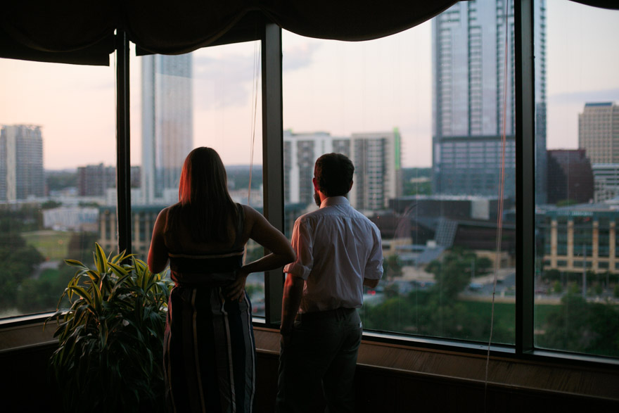 Quiet Moments - Austin, Texas Wedding Peter Tsai