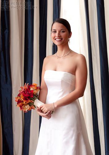Wedding Portrait 3/4
