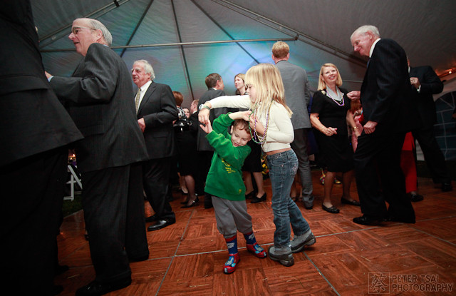 Wedding Reception - Little Kids Dance