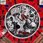 Escadaria Selarón – Selaron's Staircase – A Mosaic Tile Masterpiece in Rio de Janeiro, Brazil