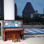 "GoodBye Austin Street Pianos – ""Play Me I'm Yours"" by the Austin Art Alliance"