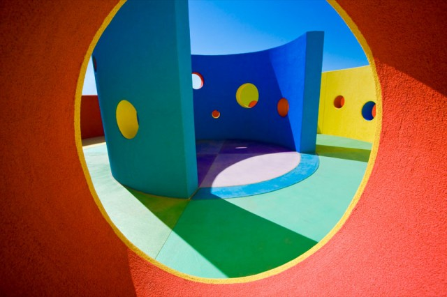 Austin Dell Children's Hospital Playground