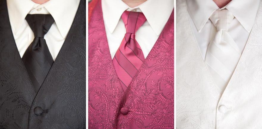 Wedding Ties