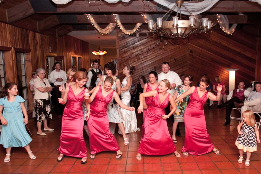 Wedding Party Dancing - Peter Tsai
