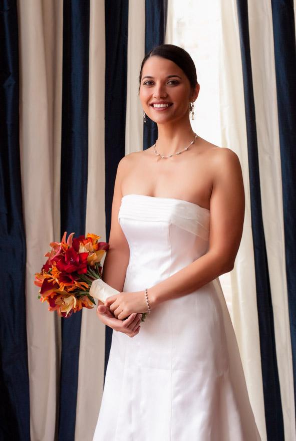 Bridal Portrait - Peter Tsai