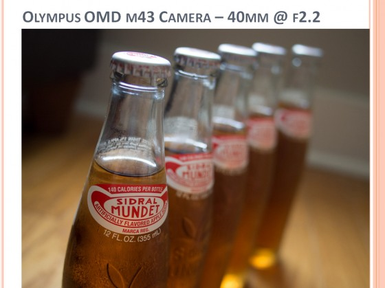 Camera Buying Comparison Photo - m43 OMD