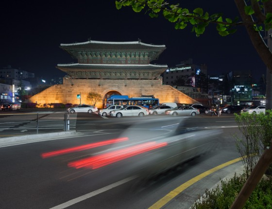 East Gate - Dongdaemun - Seoul, South Korea
