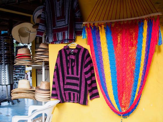 Tulum, Mexico souveniers