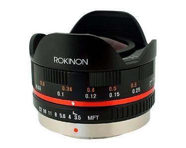 rokinon fisheye product image