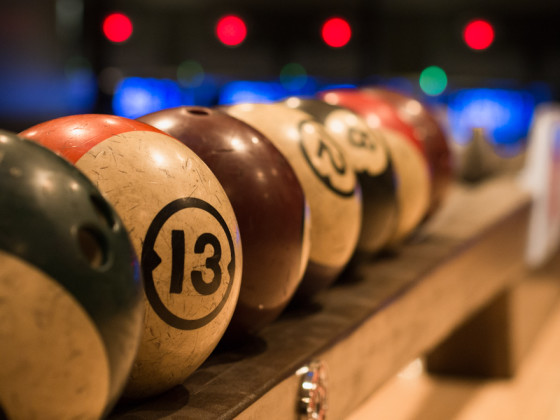 Bowling Bokeh