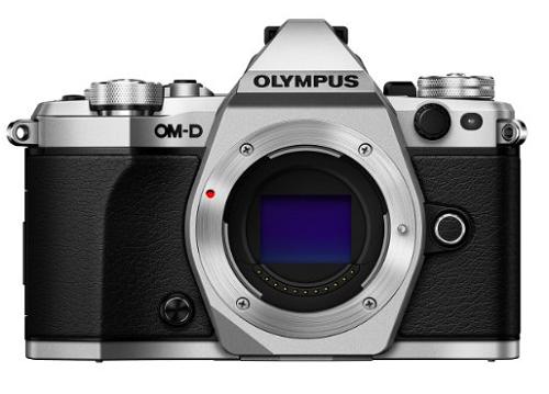 OMD EM5 mkII - retro camera style