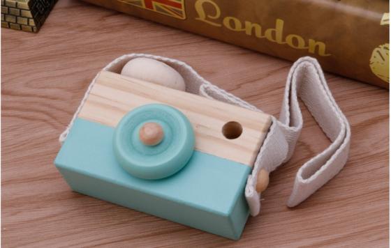 Model camera toy