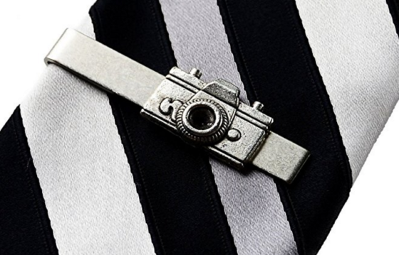 tie clip for photographers